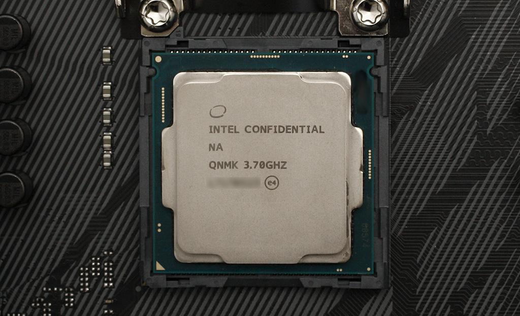 Testissä Intel Core i7-8700K & Core i5-8600K (Coffee Lake) - io-tech fi
