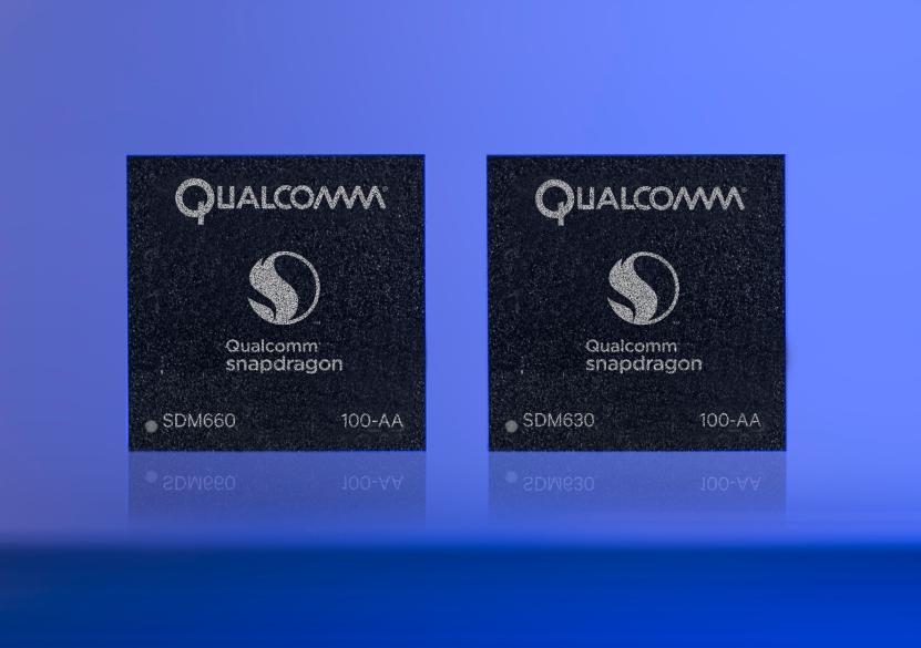 Qualcomm esitteli uudet Snapdragon 660- ja 630