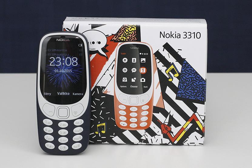 Nokia 3310 Uusi
