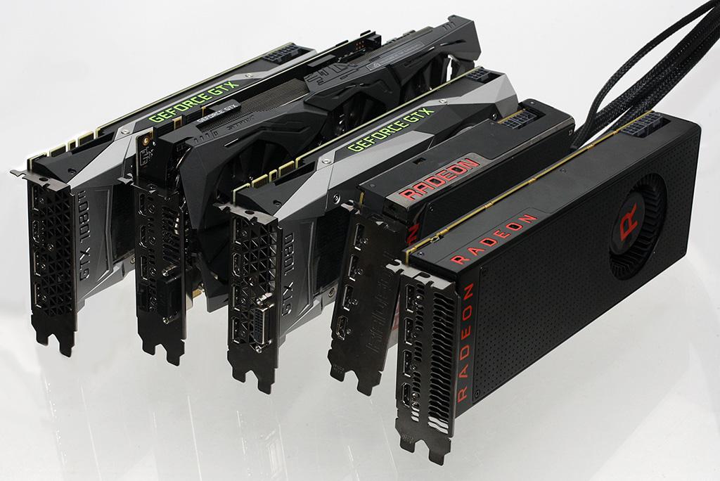 Testissä AMD Radeon RX Vega 64 - io-tech fi