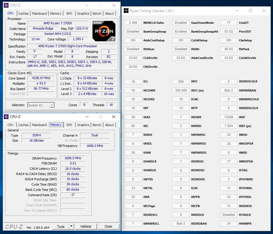 DDR4-muistinopeus & Ryzen 2:n suorituskyky - io-tech fi