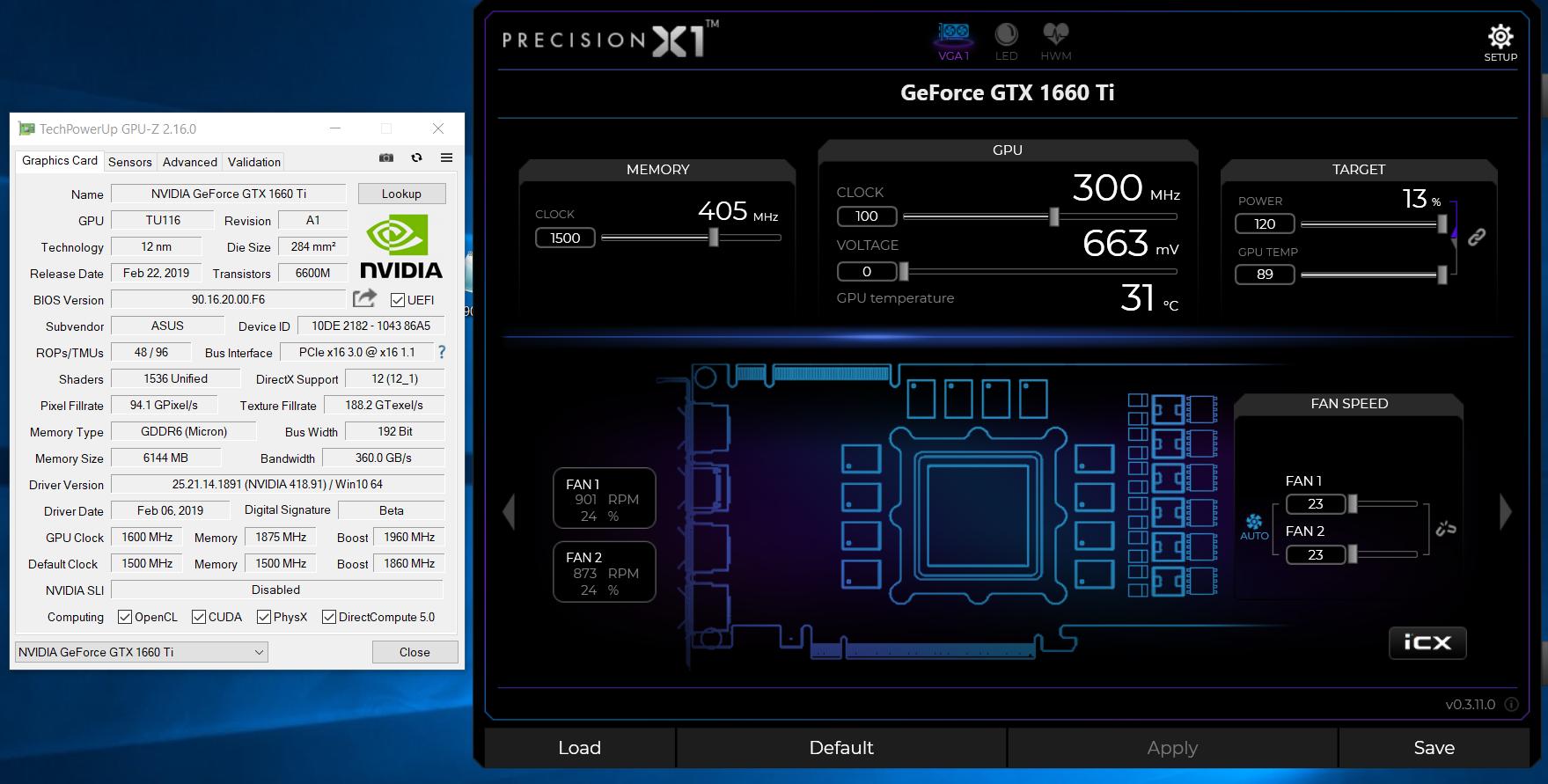 Testissä NVIDIA GeForce GTX 1660 Ti (TU116) - io-tech fi