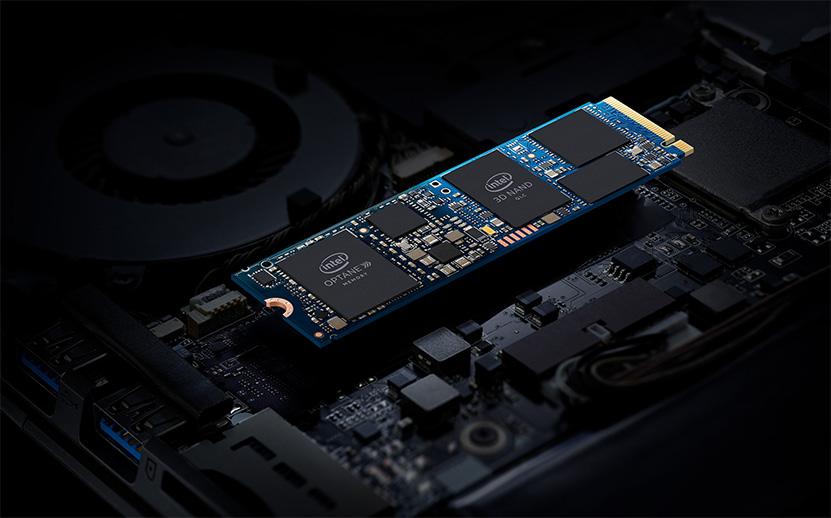 Intelin uudet Optane H10 -SSD-asemat yhdistävät Optane