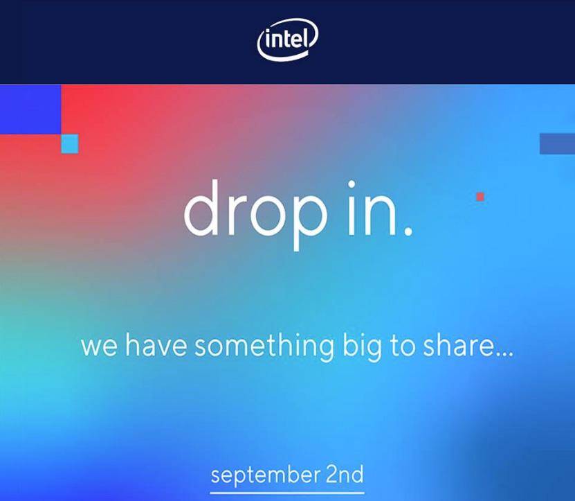 Intel Päivitys
