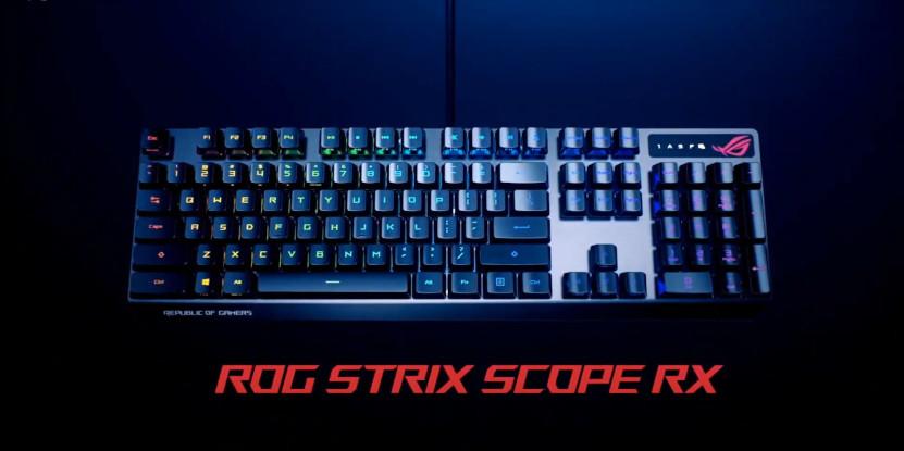 Asus ROG Meta Buffs rog strix scope rx gaming